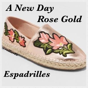A New Day Espadrilles